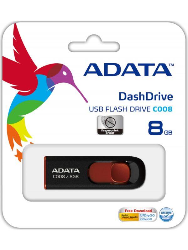 ADATA USB Flash Drive 8GB