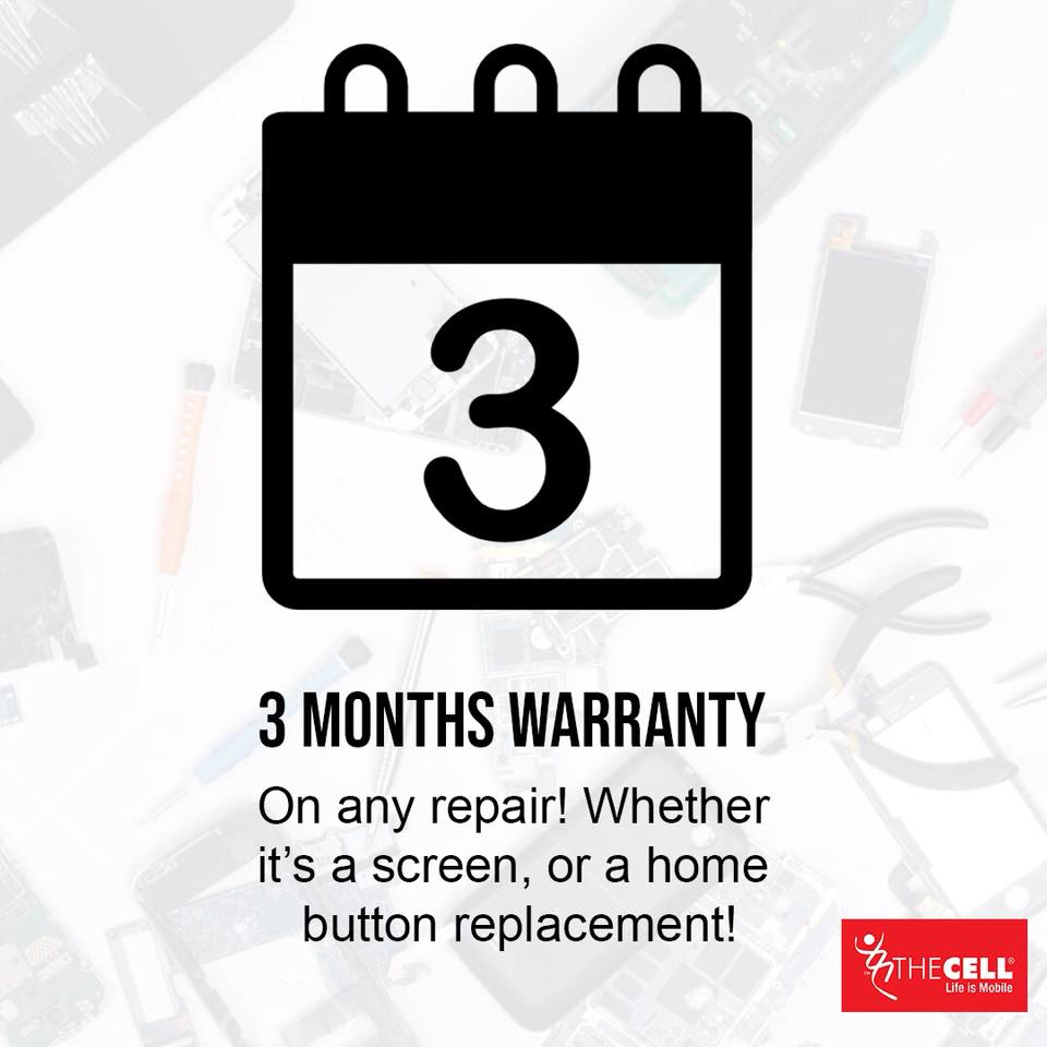 Warranties The Cell